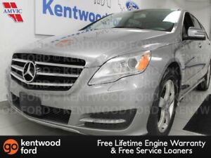 2011 Mercedes-Benz R-Class 350 BlueTEC with sunroof, heated powe