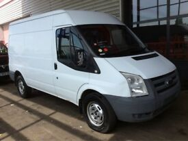 Ford , Transit , MWB , 2400cc , diesel , manual , fsh , mot , 1 owner