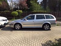 Skoda Octavia estate low mileage one owner good condition