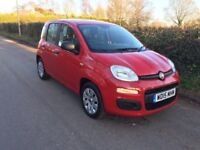 2015 FIAT PANDA POP RED 1.2 CAT D 11,700 MILES ONLY IMMACULATE CONDITION