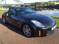 2006 06 NISSAN 350 Z 3.5 GT V6 ROADSTER 2D 297 BHP