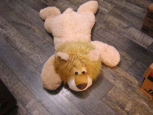 Soft Stuffed lion Bed Toy,Puppy Brown ,Etc