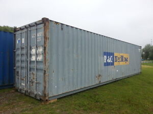Shipping Containers for sale IN PETERBOROUGH ONTARIO. Peterborough Peterborough Area image 2