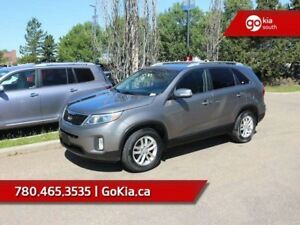 2015 Kia Sorento LX PREMIUM; AWD, LEATHER, HEATED SEATS, BUTTON
