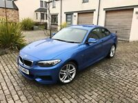 2015 (65) BMW 2 Series 1.5 218i M Sport Coupe Auto