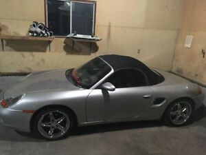 *Final price *going in storage* 1999 Porsche Boxster Convertible