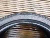 Dunlop SP Sport Maxx 205/40Z R17 84w part worn tyre 6mm tread left.