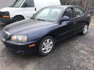 2004 Hyundai Elantra GL GL GL