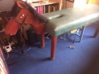 CHIROPRACTIC - OSTEOPATHIC BENCH