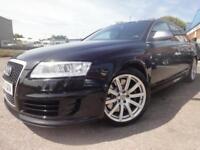 LHD 2009 Audi RS6 5.0TFSI V10 Tiptronic 572BHP Avant SPANISH REGISTERED