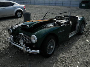 VERY RARE 1959 AUSTIN HEALEY PROJECT CAR
