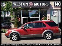 2007 Ford Freestyle *SEL*AWD*LOW KMS!*FULLY LOADED*6PASS*