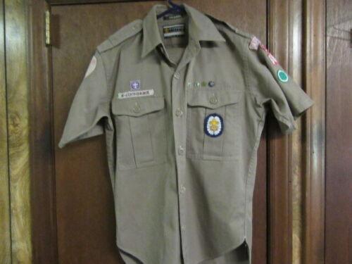Nagoya Japan Boy Scout Shirt and Shorts    fx