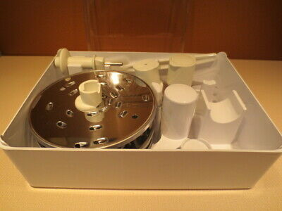 KitchenAid 12 Cup Food Processor Attachment Set KFPW760 KFPM770 With Case
