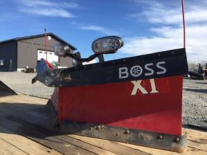 **REPO** 2015 Boss 9'-2'' Power-VXT Snow Plow**REPO**