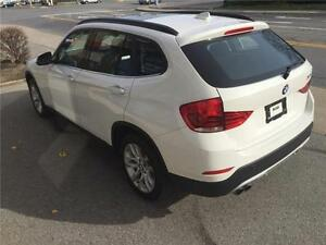 2015 BMW X1 xDrive28i TOIT PANO-GARANTIE BMW- CONDITION SHOWROOM West Island Greater Montréal image 4