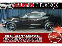 2014 Ford Mustang V6 Premium, Leather! $155 Bi-Weekly! APPLY NOW