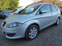 Seat Altea XL 2.0 TDI Stylance 140, Very Desirable Low Mileage Diesel Altea XL...Fabulous Family Car