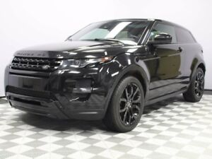2015 Land Rover Range Rover Evoque Dynamic Coupe BLACK PACK - 6y