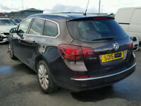 Vauxhall Astra MK 6/ J Estate Passengers Front door in Brown Ring for more info 2015