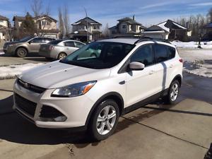 2014 Ford Escape White SUV, Crossover