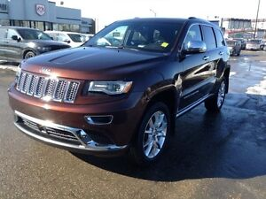 2015 Jeep Grand Cherokee Summit/5.7L