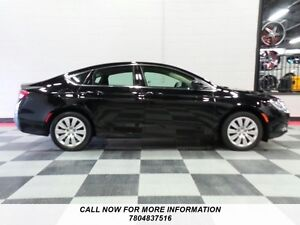 2016 Chrysler 200 LX, 9SPD AUTOMATIC, 1 OWNER, ACCIDENT FREE