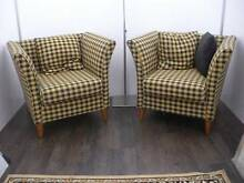 Large armchairs $120 pair Albion Brisbane North East Preview