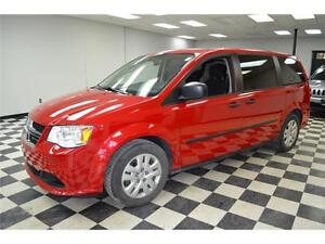 2014 Dodge Grand Caravan SE - A/C***KEYLESS ENTRY***CRUISE