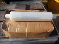 shrink wrap 32 micron shrink wrap pallet wrap