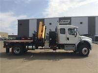 2016 Kenworth T880 Tridem Stiff Boom Package