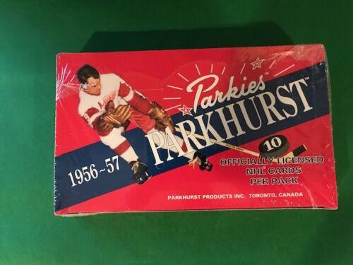 "1994/95 Parkhurst Sealed Box ""Missing Link"" (56/57) - 24-10 Card Packs"