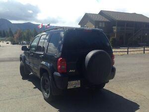 2002 Jeep Liberty Limited 4x4