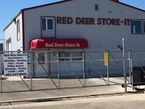 RED DEER STORE-IT INC. - INDOOR SELF-STORAGE