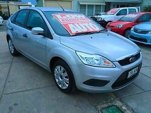 2009 Ford Focus LV CL Silver 4 Speed Sports Automatic Hatchback Park Holme Marion Area Preview