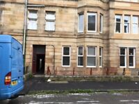 Traditional 1 Bedroom First Floor Flat Elizabeth St Ibrox – Available Now