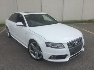 2010 AUDI S4 *LEATHER,SUNROOF,NAVIGATION,BACK-UP CAMERA!!!*