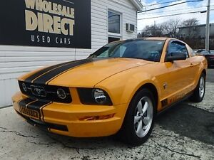 2009 Ford Mustang COUPE GRABBER  SPEED 4.0 L