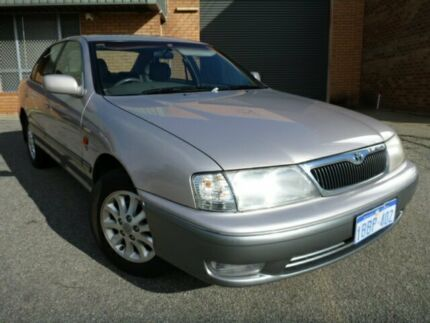 2000 Toyota Avalon Grande Silver 4 Speed Automatic Sedan Alfred Cove Melville Area Preview