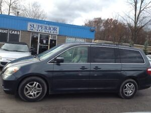 2005 Honda Odyssey EX-L Fully Certified and E tested!