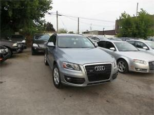 2011 Audi Q5 Premium Plus AWD|Htd Leather|B/tooth - Excellent