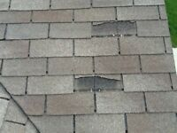 Roofing installation and repairs