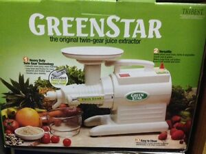 Green Star GS2000 Juicer