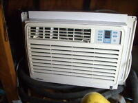i am selling a 8000 btu air conditioner for sale its only 3 year
