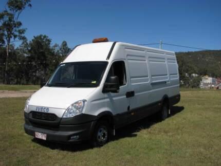 2012 Iveco Other Van/Minivan Yatala Gold Coast North Preview