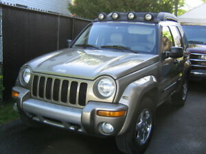 2004 Jeep Liberty VUS