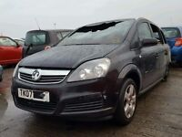 VAUXHALL ZAFIRA B 2008 BREAKING FOR SPARES TEL 07814971951 HAVE FEW IN STOCK