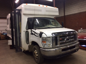 2008 Ford E450 Turbo Deisel Bus for sale!