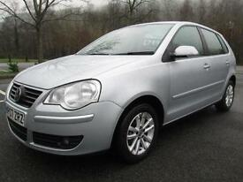 Volkswagen Polo S 5dr PETROL MANUAL 2007/07