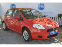 FIAT GRANDE PUNTO Can't get car finance? Bad credit, unemployed? We can help!